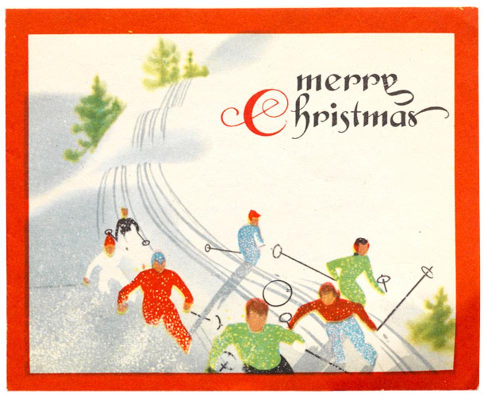 American Christmas Cards, 1900–1960 - Bard Graduate Center