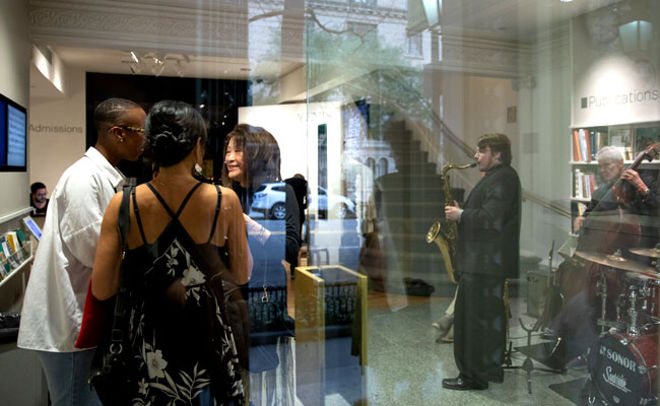 First Wednesdays Jazz in the Gallery - Bard Graduate Center