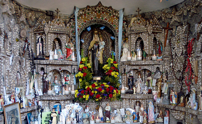 Our Lady of Mount Carmel: Catholic Life in New York - Bard